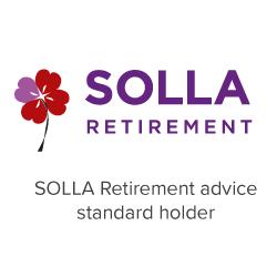 Image result for solla retirement logo